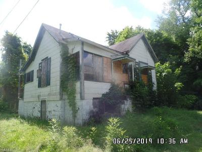 Guernsey County Single Family Home For Sale: 506 N 12th Street