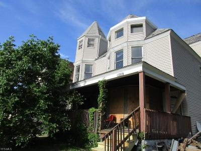 Cleveland Multi Family Home For Sale: 1963 E 73rd Street
