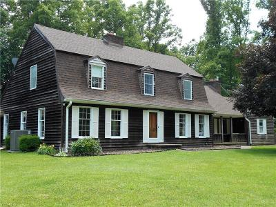 Little Hocking Single Family Home Active Under Contract: 1870 Ross Road