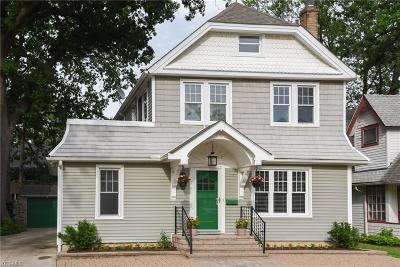 Cleveland Single Family Home For Sale: 307 Groveland Club Drive