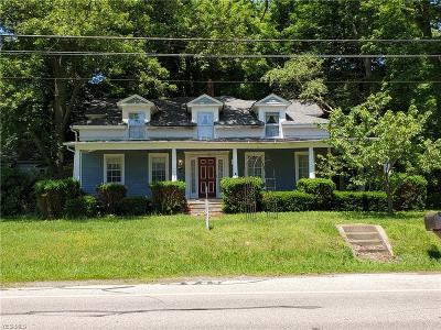 Conneaut Single Family Home For Sale: 1448 Lake Road