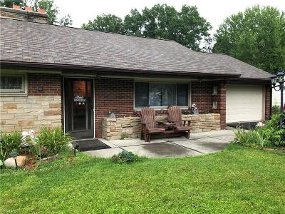 North Ridgeville Single Family Home For Sale: 36150 Hedgerow Park Drive