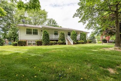 Stark County Multi Family Home For Sale: 8521 Pleasantwood Avenue