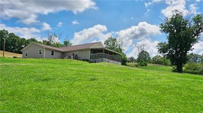 Guernsey County Single Family Home Active Under Contract: 69825 Hopewell Road