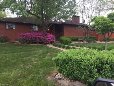 Muskingum County Single Family Home For Sale: 1965 Normandy Drive