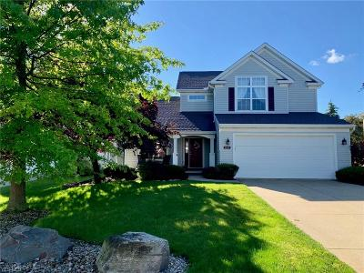 Broadview Heights Single Family Home Active Under Contract: 1311 Fieldstone Court