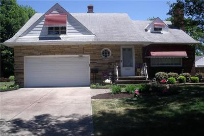 Single Family Home For Sale: 6295 W 130th Street