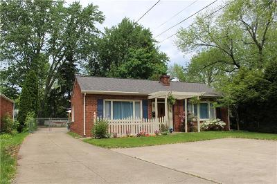 Berea Single Family Home For Sale: 94 West Street
