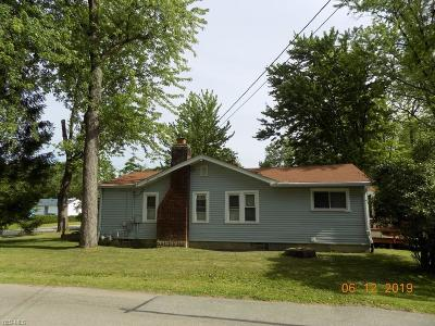 Mentor-On-The-Lake Single Family Home For Sale: 5671 Park Street