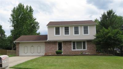 North Royalton Single Family Home For Sale: 8799 N Gateway Drive