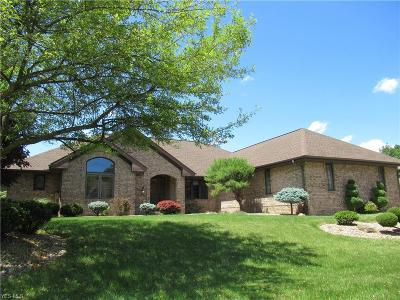 Single Family Home For Sale: 3755 Weymouth Woods Drive