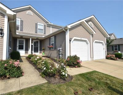 Avon Lake Condo/Townhouse Active Under Contract: 422 Angela Lane