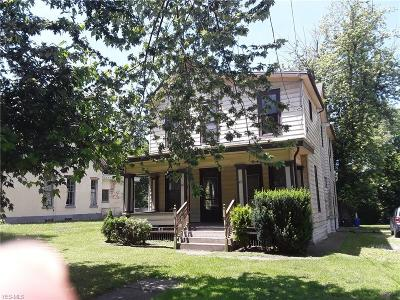 Zanesville Multi Family Home For Sale: 417 Wayne Avenue