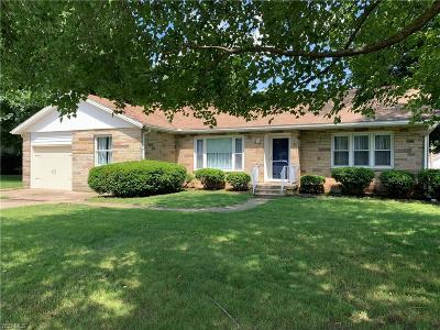 Zanesville Single Family Home Active Under Contract: 3119 Arrow Point Drive