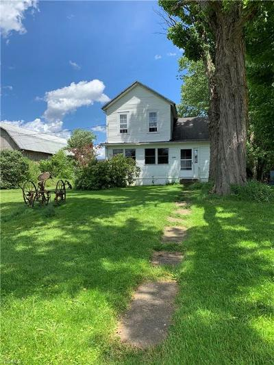 Dorset Single Family Home For Sale: 2296 State Route 193