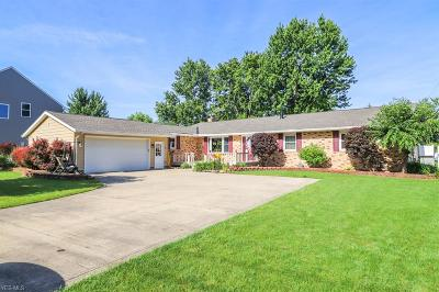Single Family Home For Sale: 3122 Moon Road