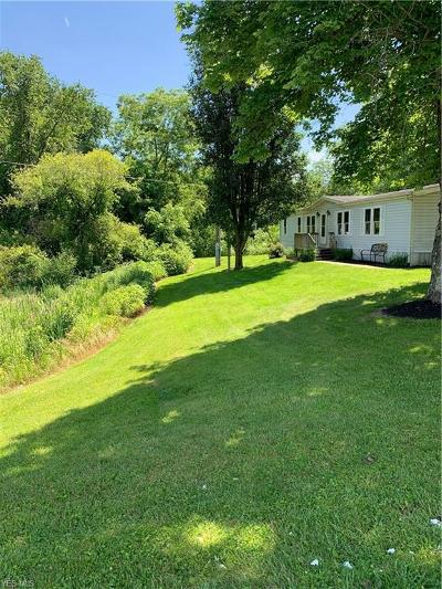 Muskingum County Single Family Home Active Under Contract: 3250 Maysville Pike #Lot 1A