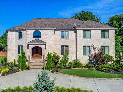 Westlake Single Family Home Active Under Contract: 1545 Adelaide Court