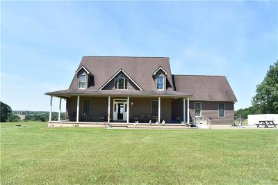 Pierpont Single Family Home For Sale: 1007 Penn Line Road