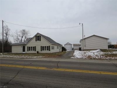 Single Family Home For Sale: 16916 State Route 644