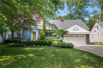 Single Family Home For Sale: 24014 Wolf Road