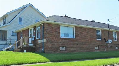 Girard Multi Family Home For Sale: 101 Townsend Avenue