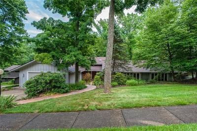 Strongsville Single Family Home Active Under Contract: 11725 River Ridge Road