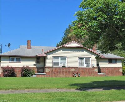 Girard Multi Family Home For Sale: 1000 Beechwood Drive