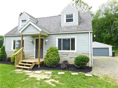 Hubbard Single Family Home Active Under Contract: 1974 Beatty Road