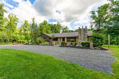 Brecksville Single Family Home For Sale: 10193 Barr Road