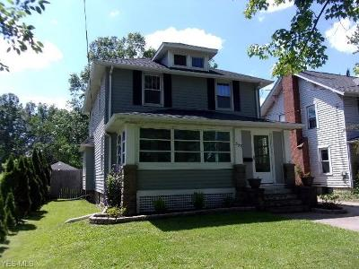 Ravenna Single Family Home Active Under Contract: 353 N Chestnut Street