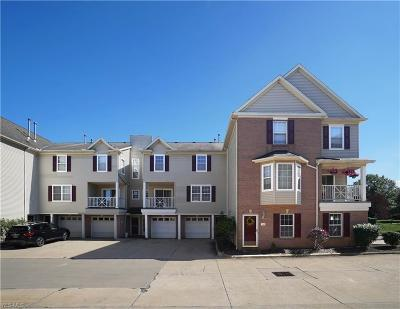 Broadview Heights Condo/Townhouse Active Under Contract: 792 Tollis #792