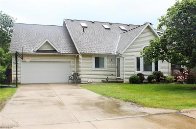 Painesville OH Condo/Townhouse For Sale: $179,900