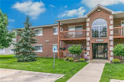 Reminderville Condo/Townhouse Active Under Contract: 10365 Glenway Drive #201