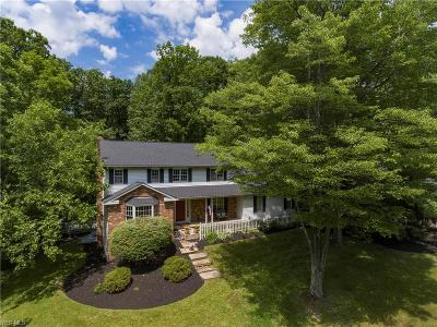 Concord Single Family Home For Sale: 7333 Pinehill Road