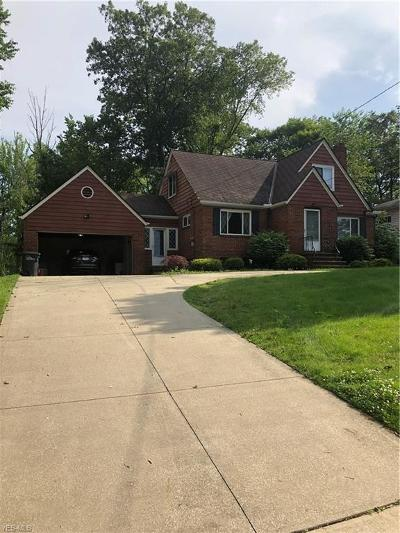 Independence Single Family Home For Sale: 6524 E Pleasant Valley Road