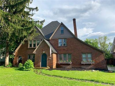 Boardman OH Single Family Home For Sale: $123,000