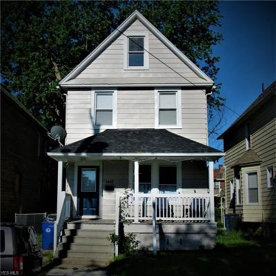 Single Family Home For Sale: 1662 W 69th Street