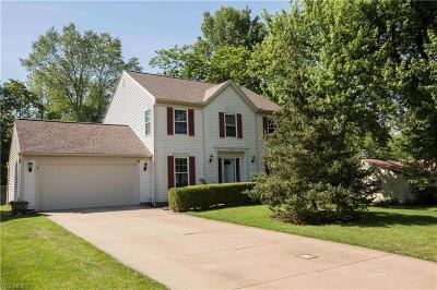 Twinsburg Single Family Home Active Under Contract: 9830 Ridgewood Drive
