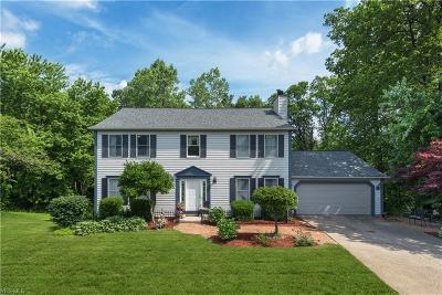 North Royalton Single Family Home For Sale: 12771 Cottonwood Lane