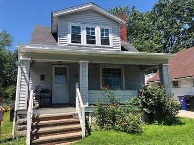 Cleveland Single Family Home For Sale: 4614 E 147th Street