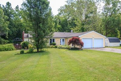 Concord Single Family Home For Sale: 6817 Morley Road