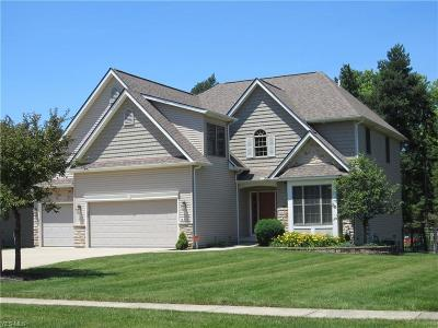 Strongsville Single Family Home Active Under Contract: 14636 Walking Stick Way