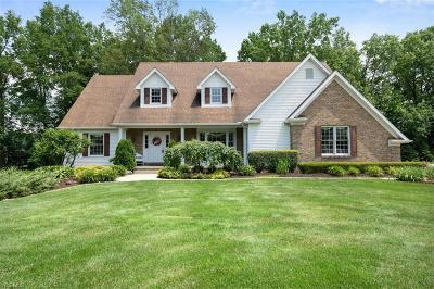 Warren Single Family Home Active Under Contract: 2280 Brittainy Oaks Trail
