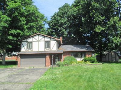 Painesville OH Single Family Home For Sale: $154,000
