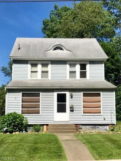 Kent Single Family Home For Sale: 122 Linden Road