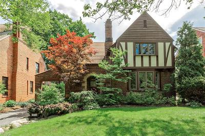 University Heights Single Family Home For Sale: 2551 Charney Road