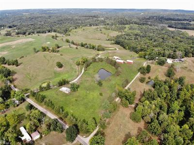 Muskingum County Residential Lots & Land For Sale: 5340 McDonald Road