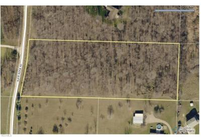 Muskingum County Residential Lots & Land For Sale: 8100 Slate Ridge Rd