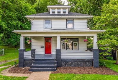 Single Family Home Active Under Contract: 600 Elizabeth Street